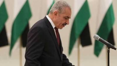 فلسطینی وزیراعظم کاامریکی انتظامیہ پر فلسطینی اتھارٹی کیخلاف سیاسی جنگ جاری رکھنے کاالزام