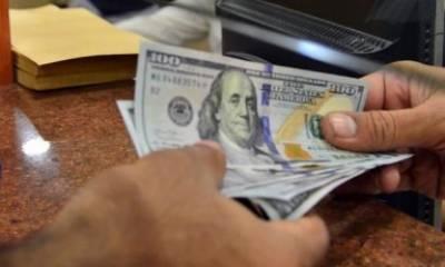 انٹربینک میں ڈالر 156.96 روپے کا ہوگیا