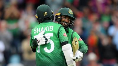 ورلڈ کپ: بنگلہ دیش نے ویسٹ انڈیز کو 7وکٹوں سے ہرادیا