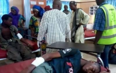 نائیجریا میں تین خودکش حملوں میں 30 افراد ہلاک