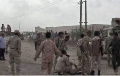 سعودی اتحادی افواج اور حوثی باغیوں کے درمیان جھڑپیں، درجنوں باغی ہلاک