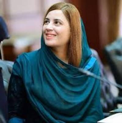 الیکشن کمیشن نے زرتاج گل کے خلاف نااہلی کی درخواست پر اعتراض لگادیا