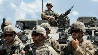 امریکہ کی ایران کے ساتھ کشیدگی کے پیش نظرمشرق وسطیٰ میں مزید1000 فوجی تعینات کرنے کی منظوری
