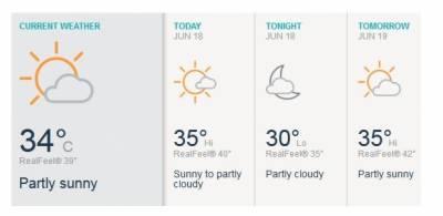کراچی میں سمندری ہوائیں بحال ہونا شروع، مطلع ابرآلود رہنے کا امکان