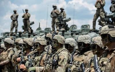 امریکا کا مزید ایک ہزار فوجی مشرق وسطیٰ میں تعینات کرنے کا اعلان