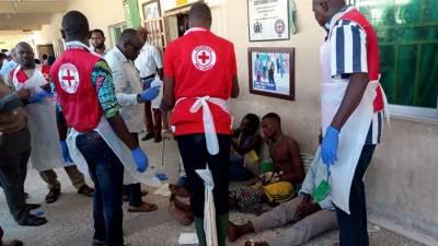 نائجیریا کے شمال مشرقی علاقے میں 3 خودکش دھماکے،30 افراد ہلاک اور 40 زخمی