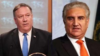 وزیر خارجہ کا امریکی ہم منصب کے ساتھ دو طرفہ تعلقات پر تبادلہ خیال