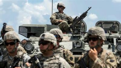 امریکہ کی ایران کے ساتھ بڑھتی ہوئی کشیدگی کے پیش نظرمشرق وسطیٰ میں مزید1000 فوجی تعینات کرنے کی منظوری