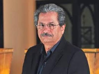 حزب اختلاف قومی اسمبلی میں ہنگامہ آرائی کررہی ہے:وزیرتعلیم شفقت محمود