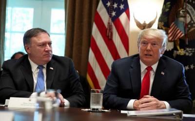 صدر ٹرمپ جنگ نہیں چاہتے ہیں۔ امریکی وزیر خارجہ