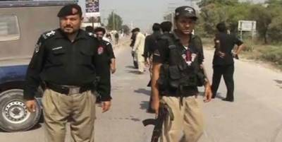 پولیس نے پشاور میں دہشت گردی کی کوشش ناکام بنادی