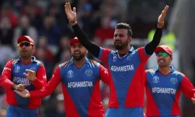 افغان کھلاڑیوں کا مانچسٹر میں جھگڑا، پولیس طلب