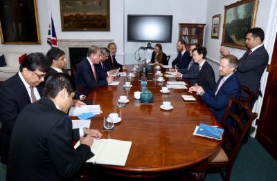 حکومت بنیادی ڈھانچے کی ترقی کیلئے جامع اصلاحات متعارف کرارہی ہے:وزیر خارجہ