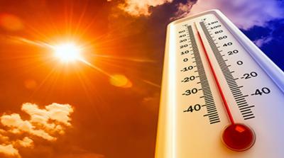 ملک کے بیشتر حصوں میں موسم زیادہ تر گرم رہے گا