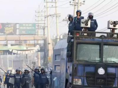 بنگلا دیش میں پاور پلانٹ سائٹ پر ہنگامہ آرائی میں مقامی مزدوروں کے ہاتھوں چینی قتل،درجنوں زخمی