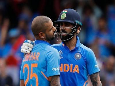 بھارتی ٹیم کو ورلڈکپ میں بڑا دھچکا لگ گیا