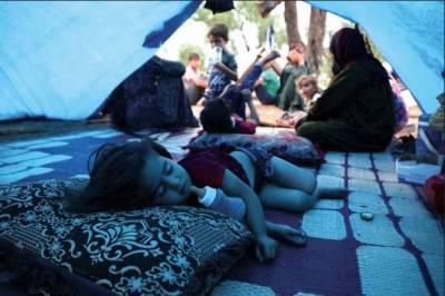 2018 میں 7 کروڑ سے زیادہ پناہ گزینوں یا مہاجرین کا اندراج عمل میں آیا۔اقوام متحدہ