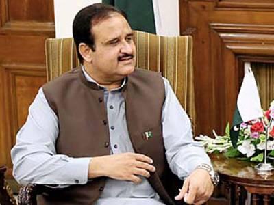 نیا پاکستان شفاف اورکرپشن سے پاک ہوگا۔ وزیراعلی پنجاب