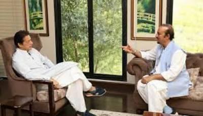 سابق وزیر قانون و سینیٹر بابر اعوان کی وزیراعظم عمران خان سے ملاقات
