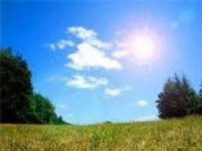 ملک کے بیشتر حصوں میں موسم زیادہ تر گرم اور خشک رہے گا: محکمہ موسمیات
