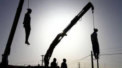 امریکا کے لیے جاسوسی کےالزام میں ایرانی فضائی ماہر کو پھانسی دے دی گئی.