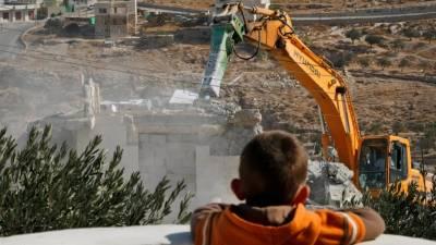 مقبوضہ بیت المقدس:21 دن میں القدس کے 100 فلسطینی خاندانوں کو مکان مسماری کا حکم