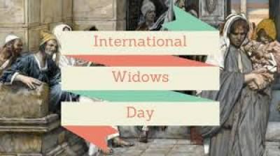 بیواؤں کا عالمی دن