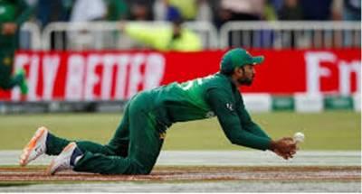 پاکستانی ٹیم کی خراب فیلڈنگ کی روایت برقرار، ساؤتھ افریقہ کے خلاف 7 کیچز چھوڑے