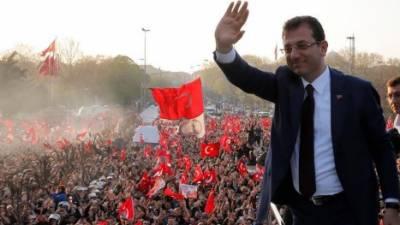 میئر استنبول کے دوبارہ انتخابات میں ترک صدر اردوان کے امیدوار کو پھر شکست