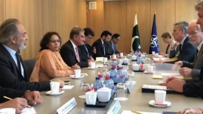 علاقائی امن اوراستحکام میں پاکستان کا مثبت کردار انتہائی اہمیت کاحامل ہے:سیکرٹری جنرل نیٹو