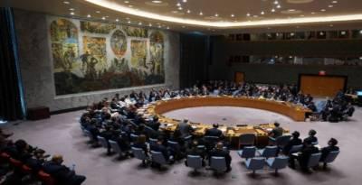 سلامتی کونسل کاامریکہ اورایران کے درمیان بگڑتی صورتحال پرتبادلہ خیال