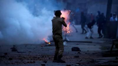 مقبوضہ کشمیر میں بھارتی مظالم کےخلاف احتجاج کا سلسلہ جاری،فورسز کی فائرنگ سے 4نوجوان زخمی