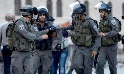 فلسطین: اسرائیلی مظالم انتہا کو پہنچ گئے، مزید 17نہتے فلسطینی گرفتار