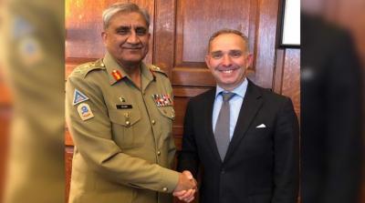پاکستان اور برطانیہ کا افغان امن عمل سمیت علاقائی صورتحال پر تبادلہ خیال