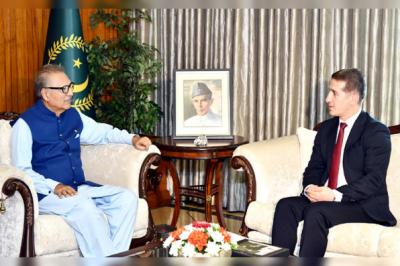 پاکستان آذربائیجان کیساتھ اپنے برادرانہ تعلقات کو بہت اہمیت دیتا ہے، صدر
