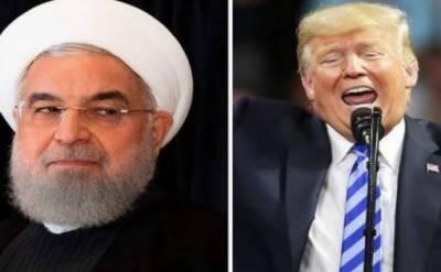 ایرانی صدر حسن روحانی نے امریکی پابندیوں کو مسترد کردیا