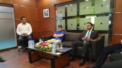 پاکستان اور متحدہ عرب امارات میں عالمی امورپر مکمل ہم آہنگی پائی جاتی ہے:سفیر
