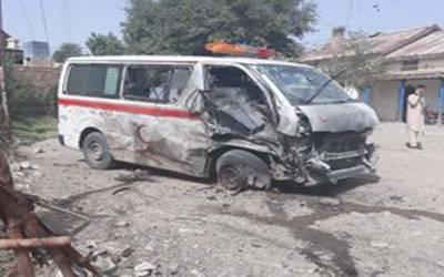 لورالائی: پولیس لائن میں دہشتگردی کا حملہ ناکام، 3 خودکش بمبار ہلاک، ایک اہلکار شہید، ایک زخمی