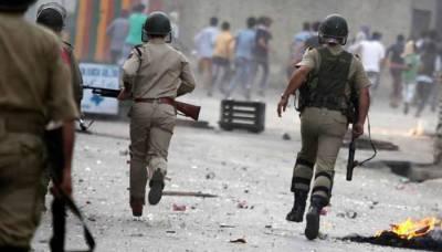 مقبوضہ کشمیر : بھارتی فوجیوں نے ضلع پلوامہ میں ایک نوجوان کو شہید کر دیا