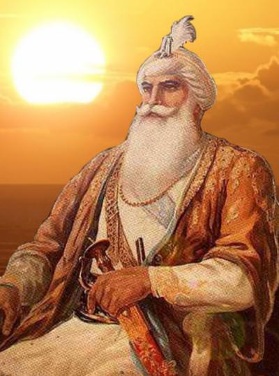 پنجاب کے مشہور حکمران مہاراجہ رنجیت سنگھ کی180 ویں برسی جمعرات کو منائی جائے گی