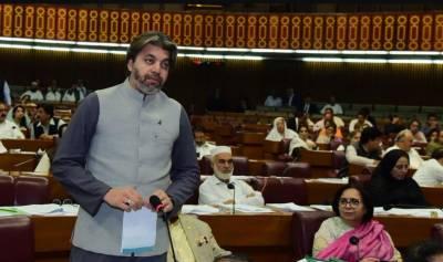 قومی اسمبلی میں مختلف وزارتوں،ڈویژنوں، محکموں سے متعلق 66 مطالبات زرکی منظوری