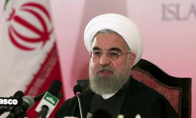 ایرانی صدر نے امریکی پابندیوں کو مسترد کر دیا