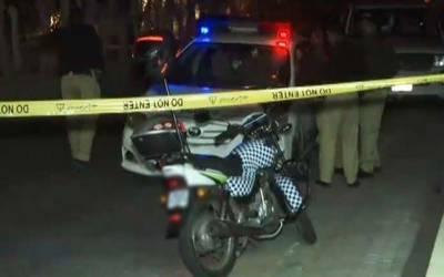 کراچی:پولیس اہلکاروں کے قتل میں ملوث 2 مبینہ دہشت گرد گرفتار