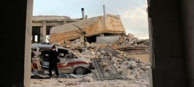 انسانی حقوق کی عالمی تنظیموں نے خبردارکیا کہ باغیو ں کے زیرقبضہ شام کاشورش زدہ صوبہ ادلب تباہی کے دہانے پرکھڑاہے