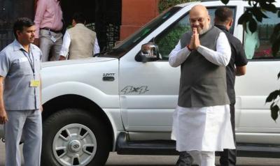 ایک تہائی کشمیر ہمارے ساتھ نہیں ہے، اس کے ذمہ دار نہرو اور کانگریس ہیں،بھارتی وزیرداخلہ کا اعتراف