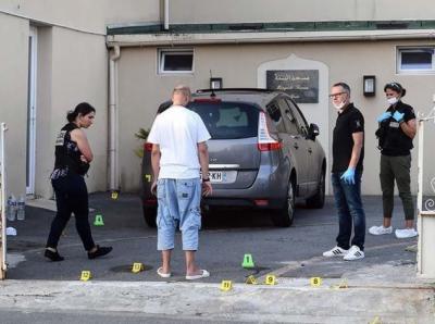 فرانس میں مسجد پر فائرنگ سے امام اور نمازی شدید زخمی