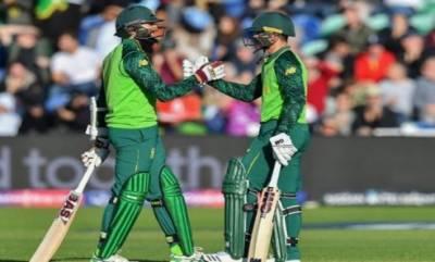 جنوبی افریقا نے سری لنکا کوبا آسانی شکست دیدی