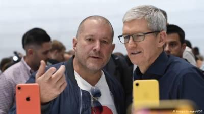 ایپل کے چیف ڈیزائنر نے اپنے عہدے سے استعفی دے دیا۔