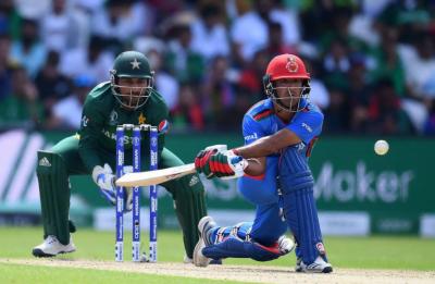 کرکٹ ورلڈ کپ: افغانستان نے پاکستان کو جیت لیے 228 رنز کا ہدف دیدیا