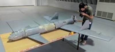 سعودی عرب کے زیر کمان اتحادی فورسز نے یمن کے حوثی باغیوں کے ڈرون طیارے مار گرائے